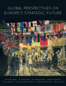 Global Perspectives on Europe's Strategic Future by Alexander Mirtchev