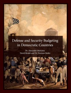 Defense and Security Budgeting in Democratic Countries by Alexander Mirtchev